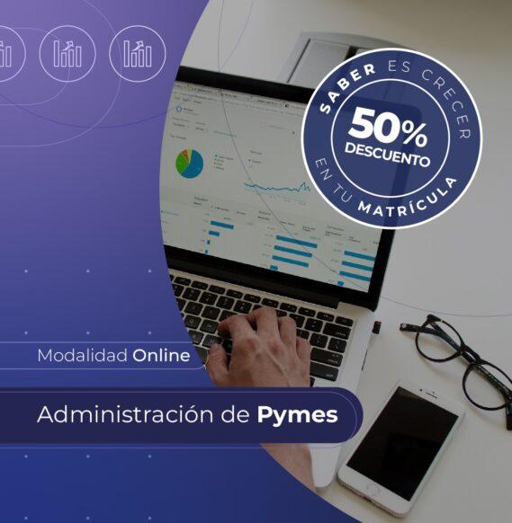 Tec. en Administración de PYMES