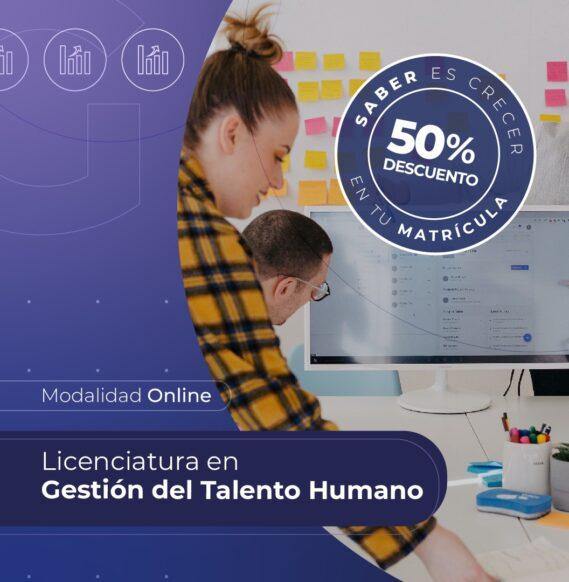 Lic. en Gestión del Talento Humano