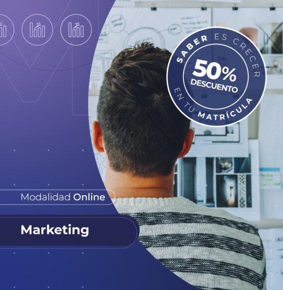 Lic. en Marketing