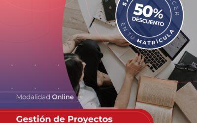 Especialización en Gestión de Proyectos