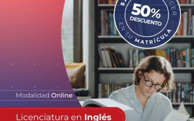 Lic. en Inglés