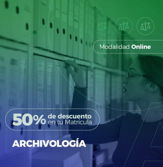 Lic. en Archivología