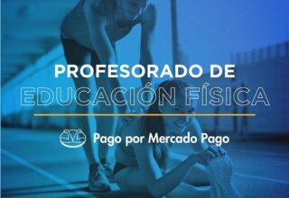 Prof. Ed. Física | Pago Cuota Mensual