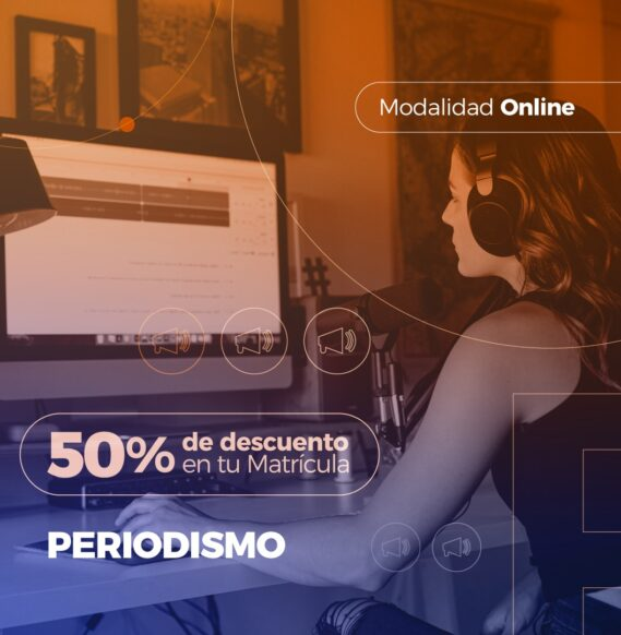 Lic. en Periodismo