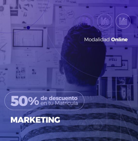 Lic. en Marketing
